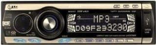LG LAC 6700 R MP3-CD-Tuner (USB) schwarz/Silber