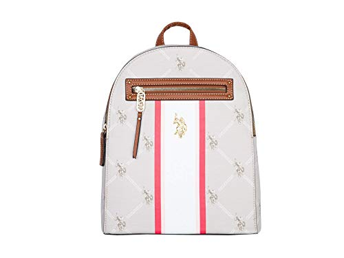 U.S. POLO ASSN. Signature Backpack Pink One Size