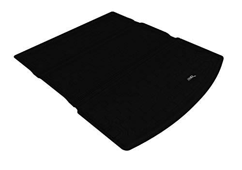 3D MAXpider M1DG0071309 Cargo Custom Fit All-Weather Floor Mat for Select Dodge Durango Models - Kagu Rubber (Black)