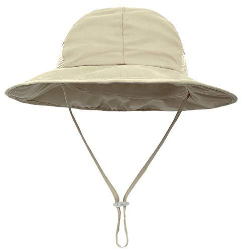 SimpliKids Toddler Sun Hat UPF 50+ UV Sun Protection Wide Brim Bucket...