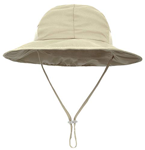 SimpliKids Toddler Sun Hat UPF 50+ UV Sun Protection Wide Brim Bucket...