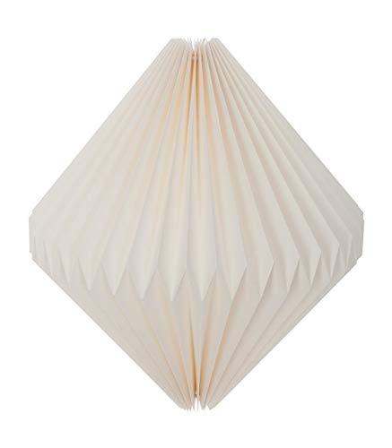 AC-Déco Linterna rombo en Origami–D 38x H 39cm