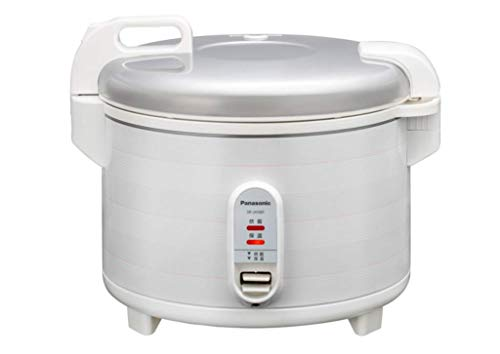 Panasonic Electronic Rice Cooker SR-UH36P-W White (Japan Import)