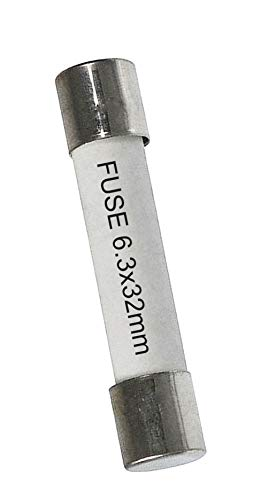 Feinsicherung ~ 0,6 A / 1000 V ~ 6,3 x 32 mm ~ super flink (FF)