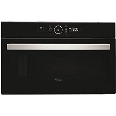Micro ondes Grill Encastrable Whirlpool AMW730NB - Micro-Ondes + Grill Integrable Noir - 31 litres - 1000 W