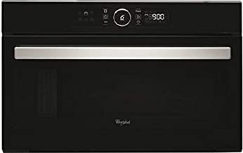 Whirlpool AMW730NB - Microondas y parrilla integrada (31 L, 1000 W), color negro