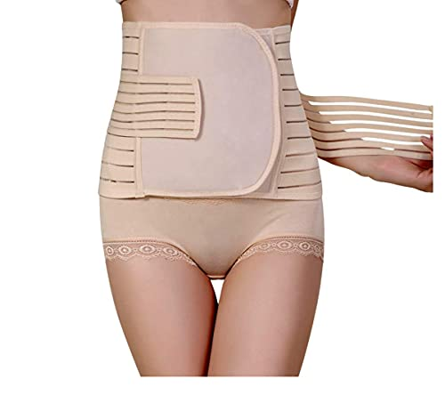 NUCARTURE Pregnancy belts after delivery c section corset,post maternity belt support for women normal delivery abnormal Slimming Postpartum Waist Belt Recovery Tummy Body Shaper(80-110cm).
