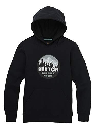 Burton Jungen Taproot Hoodie, True Black, S