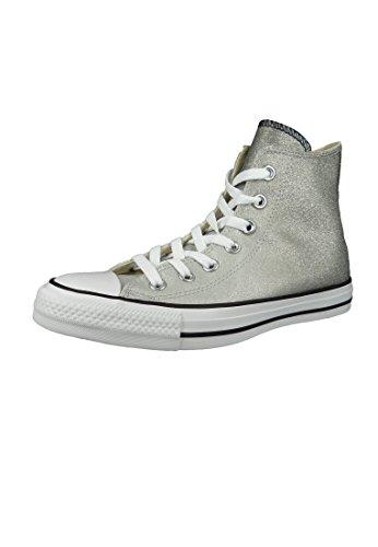 Converse Chucks CT AS HI 159523C Silber, Schuhgröße:37