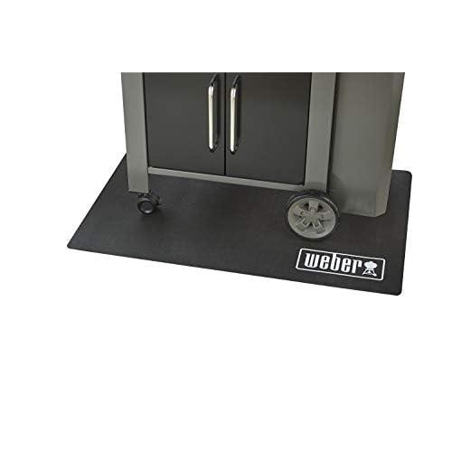 Weber Floor Protection Mat, Black