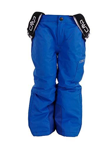 CMP Skibroek snowboardbroek Boy Salopette Cargo BLAUW WATERDICHT