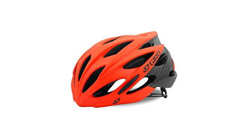 Giro Savant MIPS Bicycle Helmet, Mat Vermillion/Flame Fade, S