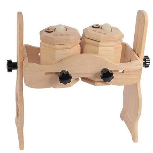 soporte gafas madera de la marca PAYNAN