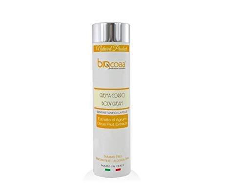 reestructuración crema corporal - también nutre y suaviza la piel seca - producto natural dermatológicamente probado - fabricado en Italia - 200 ml - 15,90 en lugar de