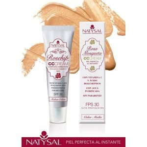 CC CREAM MEDIUM ROSA MOSQUETA