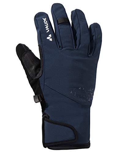 VAUDE Lagalp Softshell Gloves II Handschuhe, Eclipse, 9