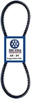BH-USA AX-34 Flat Plate Standard Boat Hoist Drive Belt