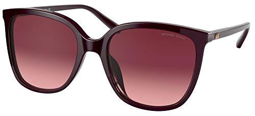 Michael Kors Gafas de Sol ANAHEIM MK 2137U Brown/Violet Shaded 57/18/140 mujer