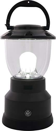 Enbrighten LED Camping/Emergency Lantern USB Charging Battery Powered 800 Lumens 750 Hour Runtime GunMetal Gray 41541