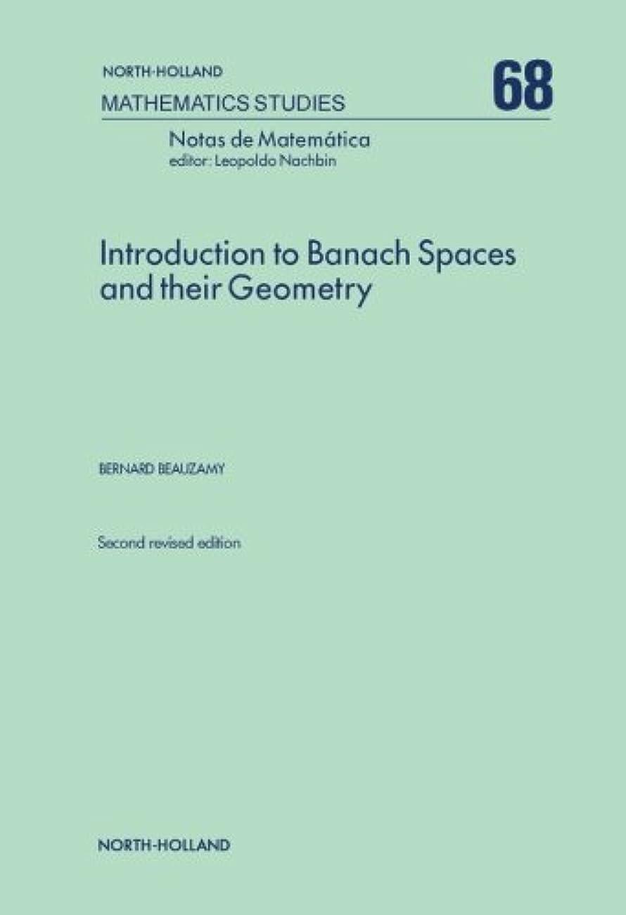 サイバースペース結婚したクリップ蝶Introduction to Banach Spaces and Their Geometry (North-holland Mathematics Studies)