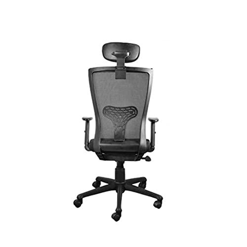 Cube Furniture Mesh Breeze HB Office Chair, Black