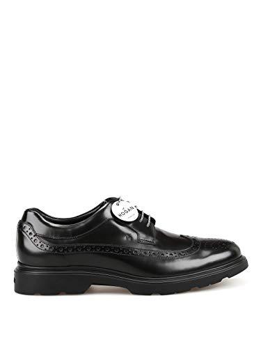 Hogan - Scarpe con lacci, mod. H393 Size: 42 EU