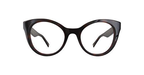 Marc Jacobs Brillengestelle Marc238-086-50 Damen Monturas de gafas, Marrón (Braun), 50.0 para Mujer