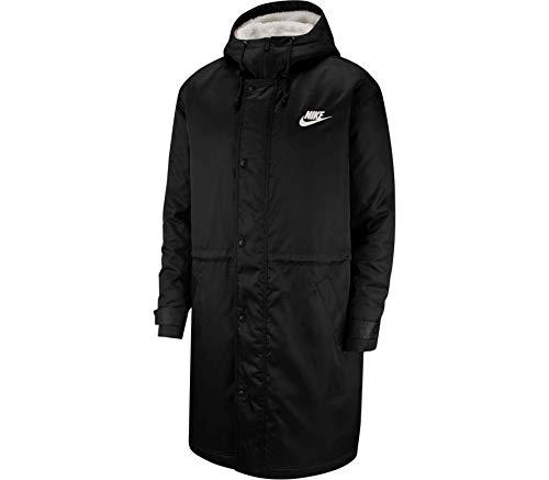 Desconocido Nike M NSW Syn Fill Parka, Herren, Black/Sail, XL
