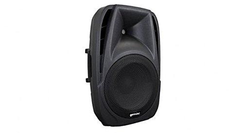Gemini DJ ES-12BLU Powered ABS Loudspeaker with Mp3 Player and Bluetooth