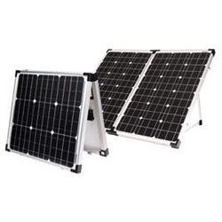 Go Power! GPPSK80 80W Portable Folding Solar Kit