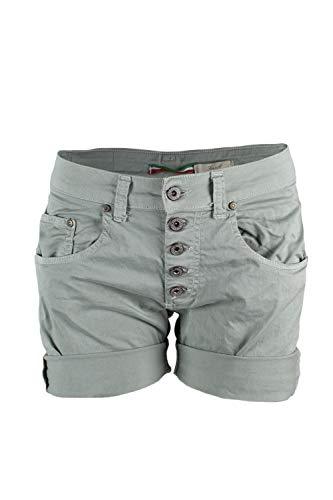 Please Shorts Damen Größe: S, Farbe: Grau #121412_S