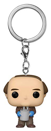 FUNKO POP! KEYCHAIN: The Office- Kevin w/Chili