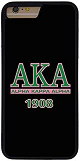 Phone Case Alpha Kappa Alpha For iphone 7 8 plus, Sorority Phone Cover For Girls, MTIM-OOP-629