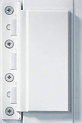 Yale Türbandseitensicherung Krallfix 3, Weiß