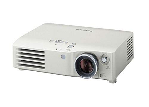 Panasonic PT AX 100 E LCD Projektor HD Ready (Kontrast 5500:1, 2000 ANSI Lumen)