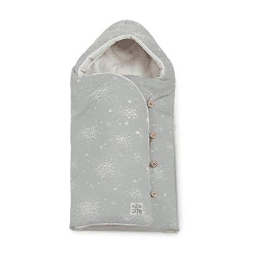 Jane-Mims Plus - Saco de dormir de algodón con capucha gr0 GREYLAND
