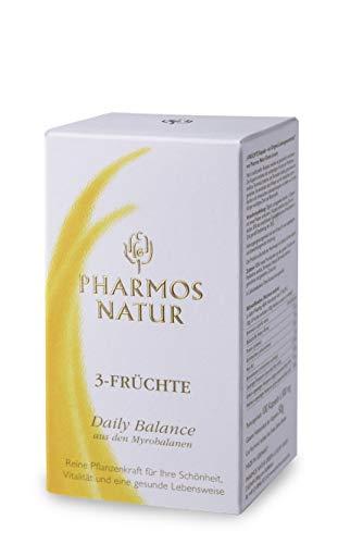 Pharmos Natur – Beauty - Daily Balance - 3-Früchte - 100 Kapseln