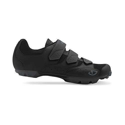 Giro Carbide R II MTB, Zapatos de Bicicleta de montaña para Hombre, (Dark Shadow/Red 000), 46 EU