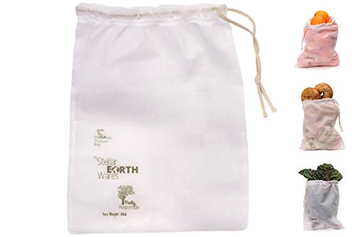 Premium Reusable Produce Bags. Made in The USA....