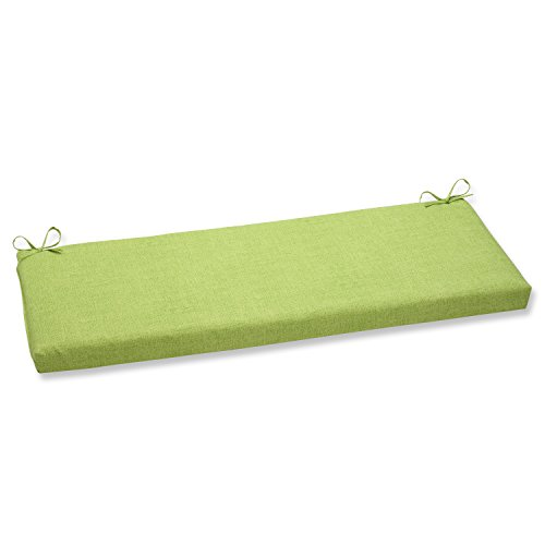 Pillow Perfect Baja Lime Green Bench Cushion