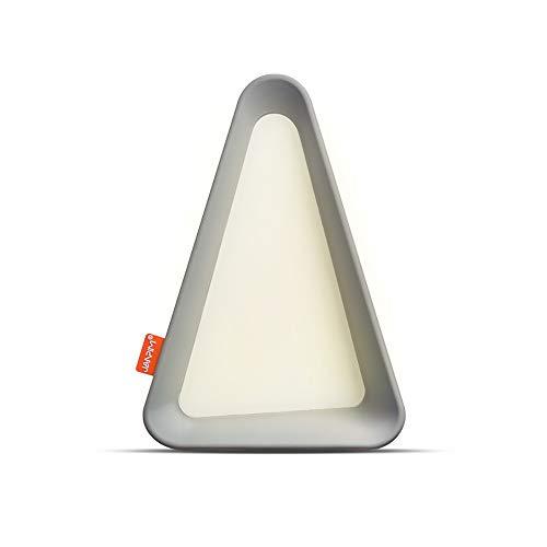 MGWA Luz de noche LED moderna minimalista Flip Light Led Gravity Inducción Lámpara de Mesa Luz de Noche Creativa Iluminación
