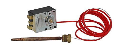 Thermostat Thermometer Thermoschalter neues Modell für Tauchrohr Vibiemme VBM Domobar Junior