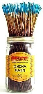 China Rain - 100 Wildberry Incense Sticks [並行輸入品]