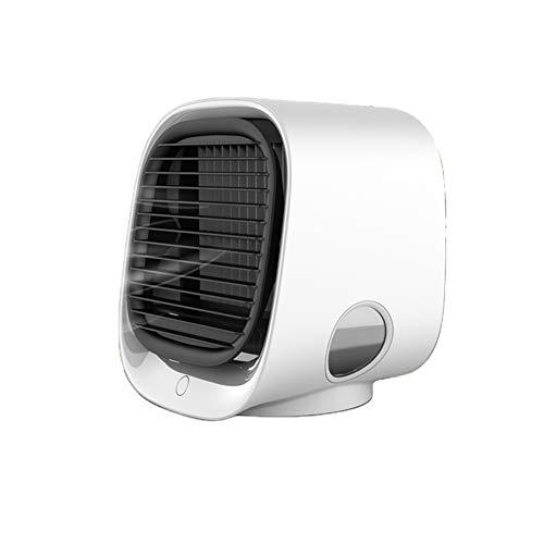 MONKEANGC Mini Fan Air Conditioning Fan Water Cooled Air Cooler Water Fan (Plug Type : USB)