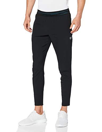 ARENA Herren Sport Hose Woven Pantalón de Deporte, Hombre, Color Negro, Medium