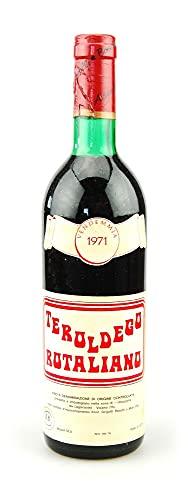 Wein 1971 Teroldego Rotaliano Grigolli