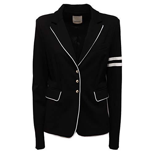Pinko 4528AB Giacca Donna Black Blazer Jacket Woman [44]