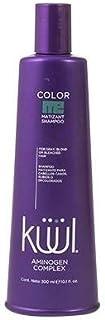 shampoo matizante kuul 300ml para cabellos canos rubios o