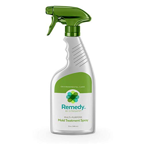CitriSafe Remedy Multi-Purpose Mold Treatment Spray - All Purpose Cleaner Spray - Kitchen and Bathroom Cleaner