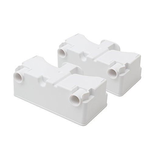 LOT DE 2 CARTOUCHES ANTI-CALCAIRE HYDRO JET V2 MODELE CAC1